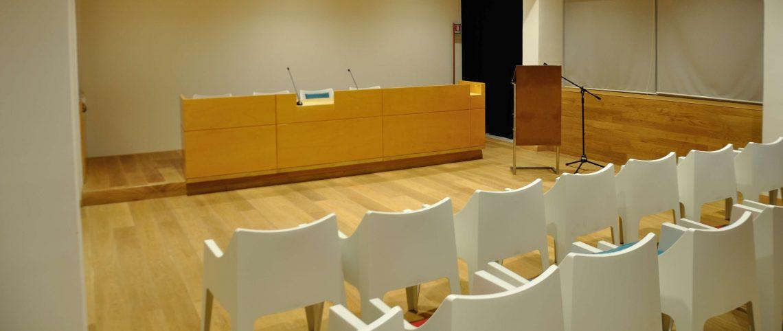 Sala Convegni Vincenzo Consolo