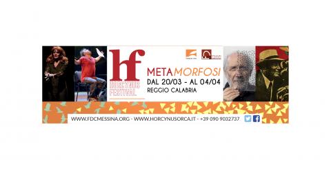 Dal 20 marzo al 4 aprile torna a Reggio l'Horcynus Festival